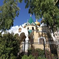 St. Nicholas Russian Orthodox Cathedral - Seattle