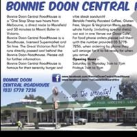 Bonnie Doon Central - RoadHouse / Licensed supermart / Ski-Hire