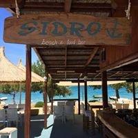 Beach bar 'Sidro'