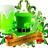 St. Patrick's Day on THE HILL