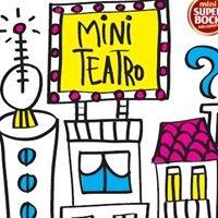 Mini Teatro Da Calçada