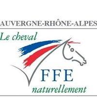 Comité Régional de Tourisme Équestre Auvergne-Rhône-Alpes