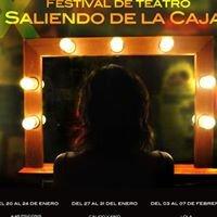 """X Festival de Teatro """"Saliendo de la Caja"""""""