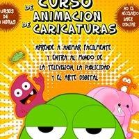 Curso de Animacion de Caricaturas
