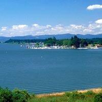 Fern Ridge Reservoir