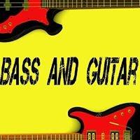 Bass and Guitar