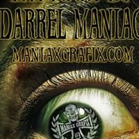 Darrel Maniac Maniax Grafix Detroit Hardcore Tattoos