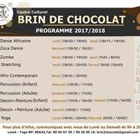 Brin de chocolat