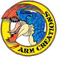3 Arm Creations