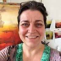 Artist Pia Brix-Thomsen