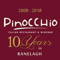 Pinocchio Italian Restaurant Ranelagh