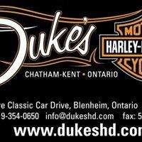 Duke's Harley-Davidson