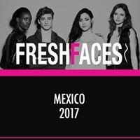 FRESH FACES México ·  International model contest