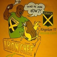 Kingston 11 Reggae CAFE