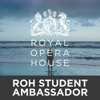 Royal Opera House Students - Exeter University