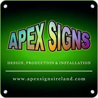 Apex Signs Ireland