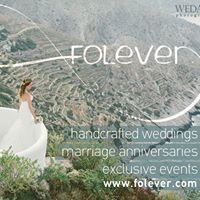 Folever: Folegandros Weddings