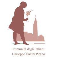 Comunità degli Italiani Giuseppe Tartini