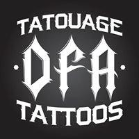 Tatouage DFA Tattoos