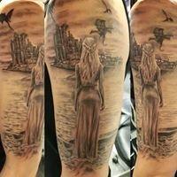 Kjetils Tattoo - Badass Tattoo