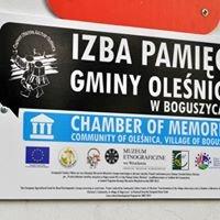 Izba Pamięci Gminy Oleśnica/Chamber Of Memories Community of Oleśnica