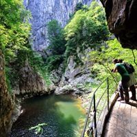 Park Škocjanske jame, Slovenija