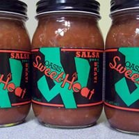 Oasis Sweet Heat Salsa