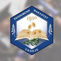 """Ekonomski Fakultet - Skopje, Univerzitet """"Sv. Kiril i Metodij"""""""