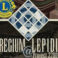 Regium Lepidi Project 2200