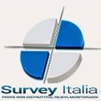 Survey Italia Controlli Non Distruttivi Monitoraggi Rilievi