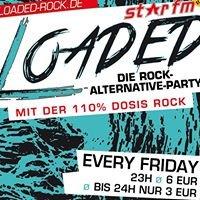 Loaded - Rockparty in Berlin