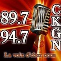 CKGN, La voix d'chez nous