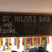 St. Hilda's College JCR Bar