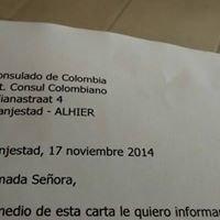 Consulado De Colombia En Aruba