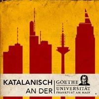 Katalanisch an der Goethe-Universität Frankfurt