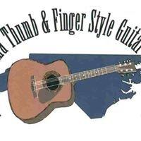North Carolina Thumb and Finger Style Guitar Players