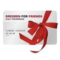 DDFF - DRESDEN FOR FRIENDS