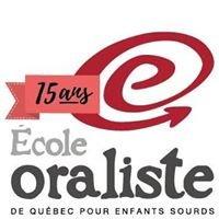 École oraliste de Québec pour enfants malentendants ou sourds