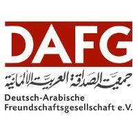 DAFG − Deutsch-Arabische Freundschaftsgesellschaft e.V.