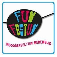 Indoorspeeltuin FunFestijn Medemblik