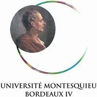 Doctorants Ecole doctorale de droit Montesquieu-Bordeaux IV