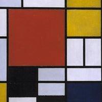 Mondrian. L'armonia perfetta