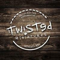 Twisted miniatures - dollhouse miniatures