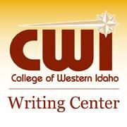 CWI Writing Center
