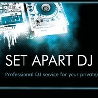 Set Apart DJ Services