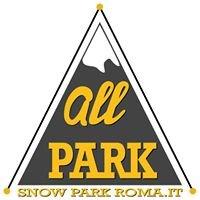 All Park - Snowpark Roma
