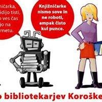 Društvo bibliotekarjev Koroške