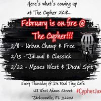 The Cypher Open Mic Poetry & Soul