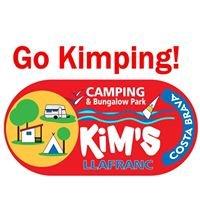 KIM'S CAMPING CARAVANING & BUNGALOW PARK (COSTA BRAVA)