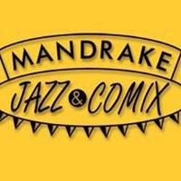 Mandrake Jazz & Comics